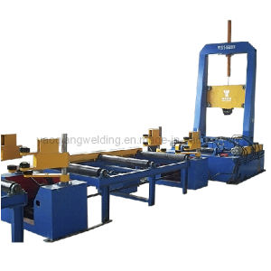 H-Beam Steel Structure Construction Material Assembly Machine pictures & photos