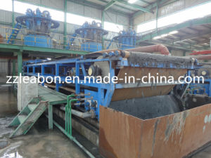 High Quality Sludge Dewatering Belt Filter Press pictures & photos