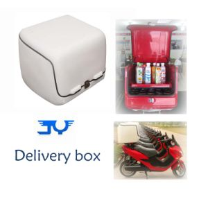 motorcycle Delivery Box With Removable Clapboard and Insulated Layer (BT-04)