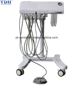 Portable Small Size Save Space Dental Unit (TDH-P302) pictures & photos