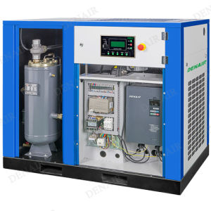 Energy Saving Variable Frequency Rotary Screw Air Compressor pictures & photos