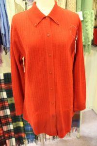 Ladies′ Polo Neck Cashmere Sweater (CPC1101L) pictures & photos