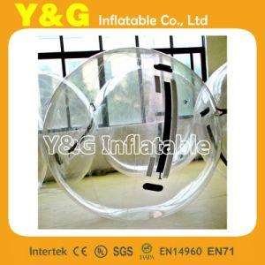 Transparent Inflatable PVC/TPU Water Ball (GW104)