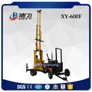 600m Water Well Rig, Soil Sample Drilling Rig Machine, Core Sample Drilling Machine Xy-600f pictures & photos