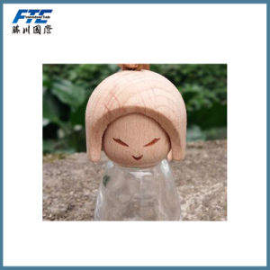 Jetting Doll Shape Car Air Freshener Car Perfume Bottle Car Accessories pictures & photos