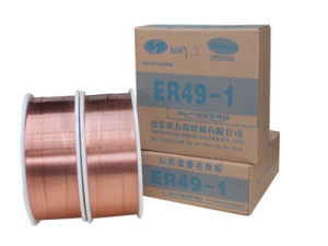 Shandong Solid Solder Er70s-6 Welding Wire pictures & photos
