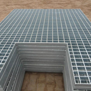 China Supplier Wholesale Galvanized Floor Drain Steel Grating pictures & photos