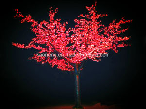 Outdoor Artificial LED Lighted Tree