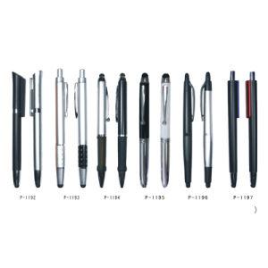 Hotel Amenities Pen & Pencil OEM Manufacturer 4 Ball Point Pen pictures & photos