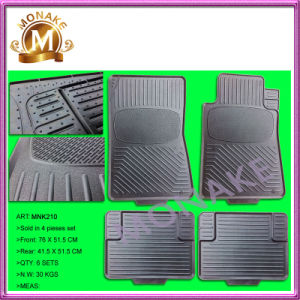 Auto Accessories, Rubber Car Part Floor Mat for Truck (MNK210) pictures & photos