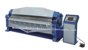 CNC Sheet Metal Folding Machine/Sheet Folding Machine (W62K)