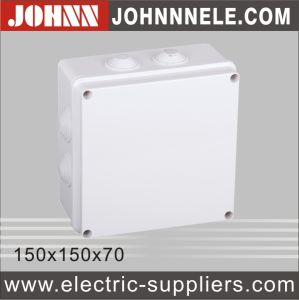 Plastic Enclosure Junction Box with Good Quality pictures & photos