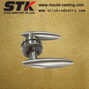 Precision Casting Part for Lever Handle (STK-HPC-0416) pictures & photos