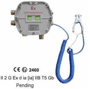 Earthing System Earth System Vehical Static Earthing System