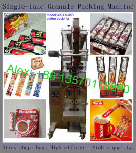 Single Lane Spice Grains Packing Machine (3in1coffee; sugar; salt;) pictures & photos