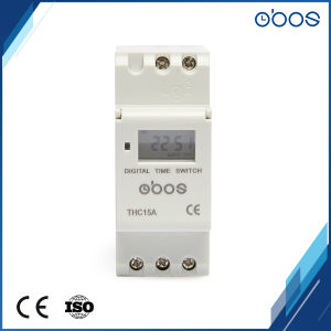 The Large LCD Display 16times on/off Programmable Digital Timer Switch pictures & photos