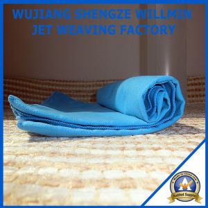 Super Absorbent Microfiber Towel with Cover pictures & photos