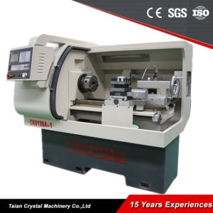CNC Lathe with GSK CNC Controller pictures & photos