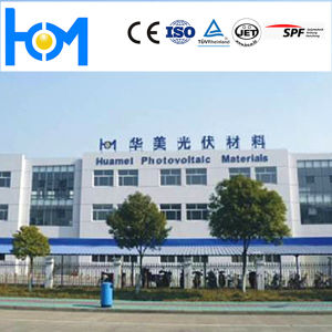 Tempered Sheet Glass Solar Panel Glass Clear PV Module Coated Glass pictures & photos