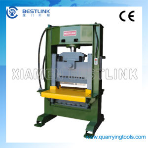 CE Certificate 40tons Bridge Type Hydraulic Stone Slab Cutting Machine pictures & photos