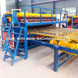 CNC Fence Welded Wire Mesh Machine pictures & photos