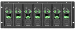 PA7300 7channel 300W/100V/Channel DSP Processing Class D Output Transformerless Amplifier pictures & photos