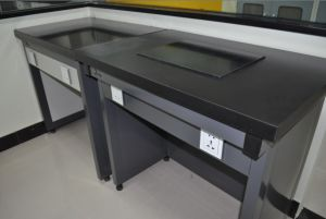 Marble Worktop Laboratory Balance Table pictures & photos