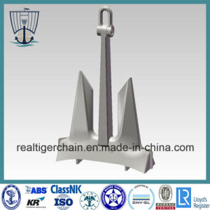 Casting Steel AC-14 High Holding Power Anchor with Certificate pictures & photos