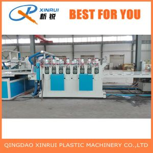 PVC Celuka Foam Board Plastic Exrtrusion Line Machine pictures & photos