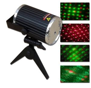 10 in 1 Mini DJ Laser Stage Light (XL-SL-039)