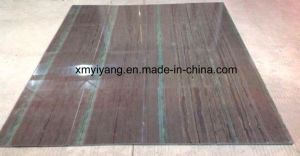 New Purple Wood/Africa Wood/Aurora Wood Marble Tile (YY-VPWVT) pictures & photos