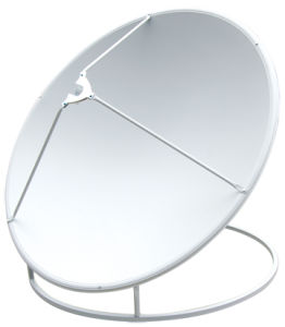 Ku Band 150cm Ground Mounted Satellite Dish Antenna pictures & photos