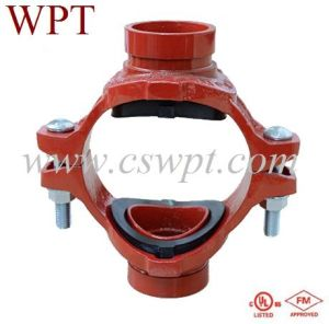 FM/UL Approved High Quality Mechanical Cross Grooved with Low Price