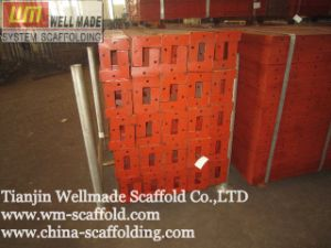 Concrete Metal Form Formwork Inner Corner Panel pictures & photos