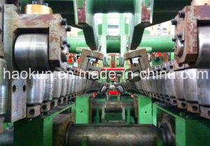 ERW Pipe Making Machine Longitudinal Welded Pipe Machine pictures & photos