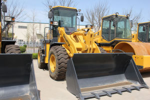 Shantui 3tons New Mini Wheel Loader for Sale (SL30W) pictures & photos