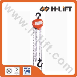 Chain Block / Manual Chain Block pictures & photos