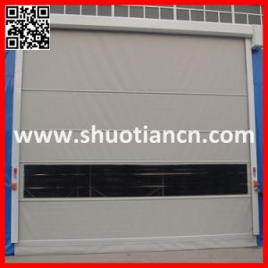 Automatic Rapid Sliding High Speed Gate (ST-001) pictures & photos