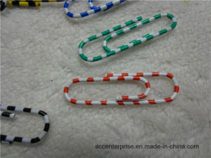 Zebra Round Shaped Colorful Paper Clips pictures & photos