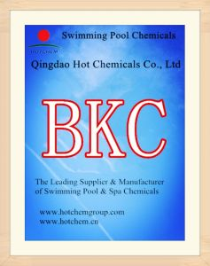 80% Benzalkonium Chloride for Water Treatment Chemicals (BKC) CAS No. 8001-54-5/63449-41-2 pictures & photos