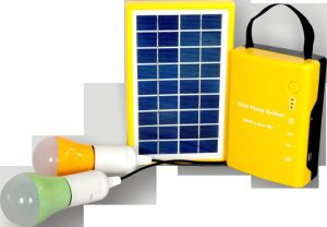 Solar Home System with LED Light pictures & photos