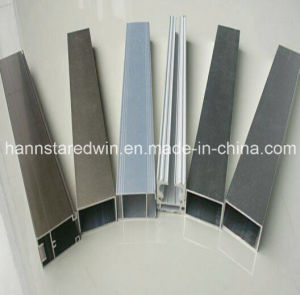 Anodized and Powder Coated Aluminum Profile for Building pictures & photos