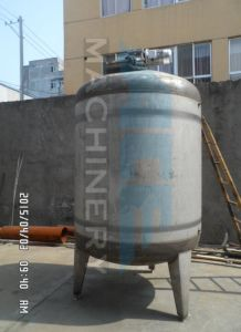 200L, 500L Stainless Steel Jacketed Mix Tank (ACE-JBG-Z5) pictures & photos