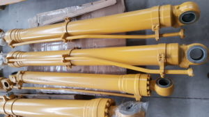 Hydraulic Cylinder for PC220-6, PC220-7, PC220-8, Arm Cylinder, Boom Cylinder, Bucket Cylinder for Komatsu Excavator pictures & photos