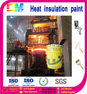 Blast Furnace Heat Insulation Paint