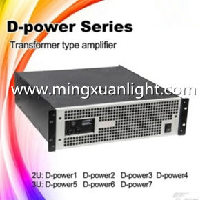 D-Power Series 350W-1500W Professional Power Amplifier pictures & photos