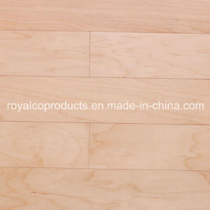 Canadian Maple Engineered Wood Flooring Tile with Various Surface