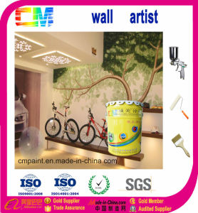 Interior Home Deco Muti-Styles Wallpaper Paint