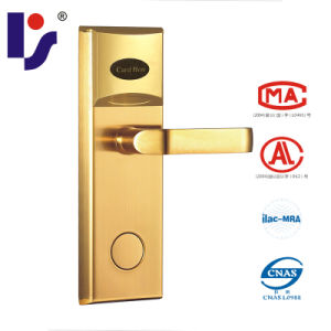 RF/Mifare 1 Card Smart Hotel Lock (RX118E-J-S1)