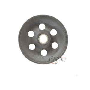 Ductile Iron Sand Casting Pipe Fitting Iron Cone pictures & photos